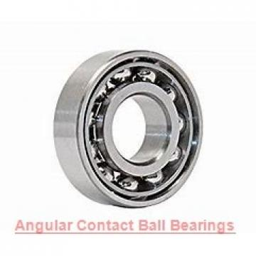 Toyana 7011 A-UD angular contact ball bearings