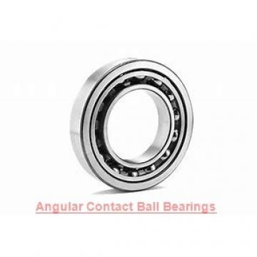 50 mm x 90 mm x 30,162 mm  FBJ 5210-2RS angular contact ball bearings
