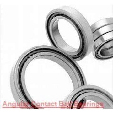 260 mm x 480 mm x 90 mm  ISB QJ 1252 angular contact ball bearings