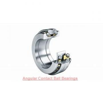 AST 7240AC angular contact ball bearings
