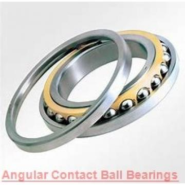 25 mm x 52 mm x 15 mm  NTN 7205DF angular contact ball bearings