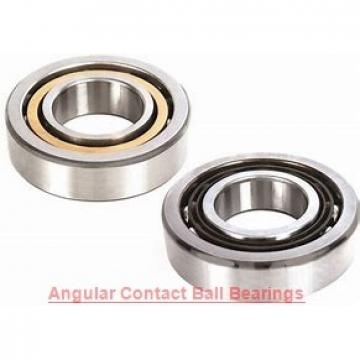17 mm x 40 mm x 24 mm  SNR 7203CG1DUJ74 angular contact ball bearings