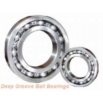 32 mm x 72 mm x 19 mm  KOYO 6306/32-2RSC4 deep groove ball bearings