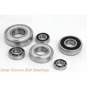 SNR AB12947 deep groove ball bearings
