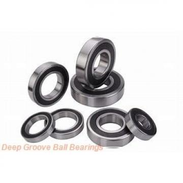 45,000 mm x 100,000 mm x 50,000 mm  NTN 6309D2 deep groove ball bearings