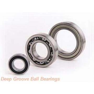4,762 mm x 11,13 mm x 4,8 mm  Timken F2 deep groove ball bearings