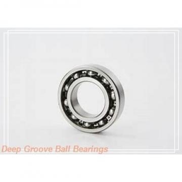 2,5 mm x 5 mm x 1,5 mm  ISO 617/2,5-2RS deep groove ball bearings