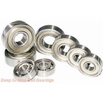 60 mm x 95 mm x 11 mm  KOYO 16012 deep groove ball bearings