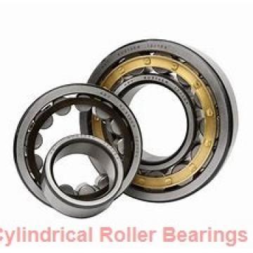 30 mm x 72 mm x 27 mm  ISO NJF2306 V cylindrical roller bearings