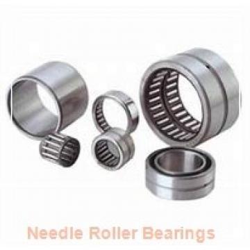 85 mm x 120 mm x 63 mm  KOYO NA6917 needle roller bearings