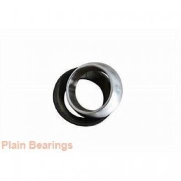 50 mm x 75 mm x 35 mm  IKO GE 50ES plain bearings