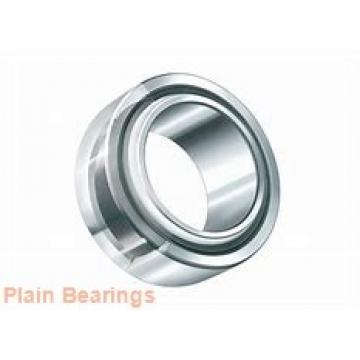 30 mm x 47 mm x 22 mm  ISB SI 30 C plain bearings