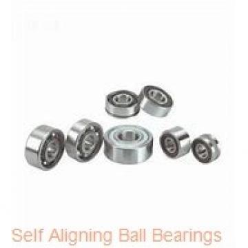 12 mm x 37 mm x 17 mm  ISO 2301 self aligning ball bearings