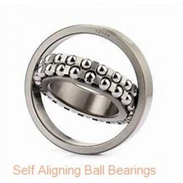 25 mm x 52 mm x 18 mm  FBJ 2205K self aligning ball bearings