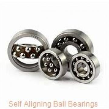 35 mm x 80 mm x 21 mm  NSK 1307 self aligning ball bearings