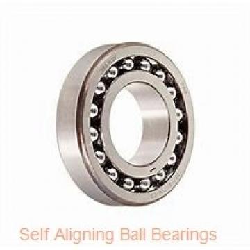55 mm x 100 mm x 25 mm  NKE 2211-K-2RS self aligning ball bearings
