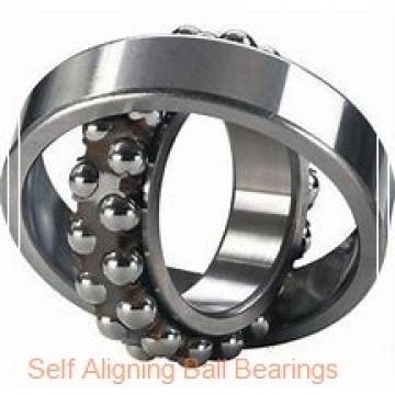 45 mm x 100 mm x 25 mm  NKE 1309-K+H309 self aligning ball bearings