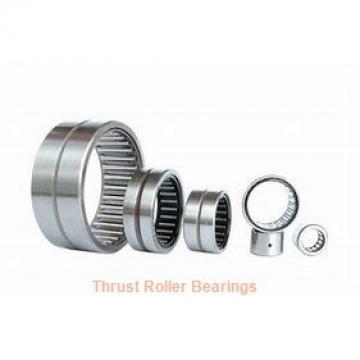 40 mm x 65 mm x 10 mm  IKO CRBC 4010 UU thrust roller bearings