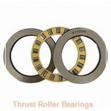 80 mm x 96 mm x 8 mm  IKO CRBS 808 A UU thrust roller bearings