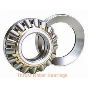 500 mm x 600 mm x 40 mm  ISB CRBC 50040 thrust roller bearings