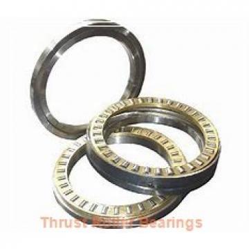 15 mm x 28 mm x 2,75 mm  NBS 81102TN thrust roller bearings
