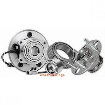 Ruville 5837 wheel bearings