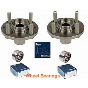 Toyana CX456 wheel bearings