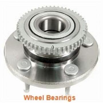 Toyana CX287 wheel bearings
