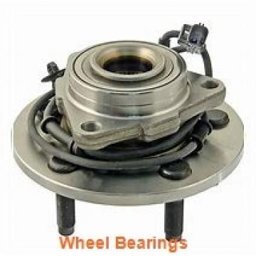 Toyana CX331 wheel bearings