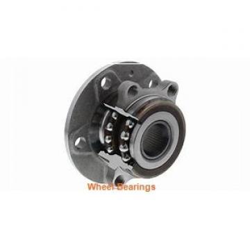Toyana CX669 wheel bearings