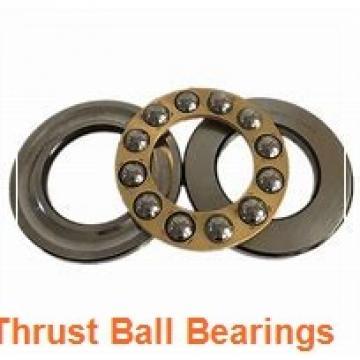 30 mm x 90 mm x 23 mm  SKF NU 406 thrust ball bearings