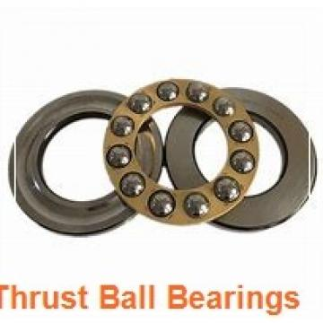 FBJ 2923 thrust ball bearings
